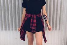 Moda feminina - Variados / Inspiração de looks diversos.