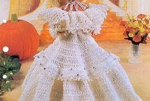 Crochet - Barbie Doll Clothes