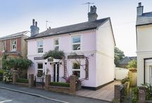 Vale Road, Southborough, Tunbridge Wells, Kent / Pretty in pink 5-bedroom detached Victorian cottage
