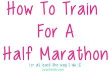 Disney Princess Half Marathon Trining / by Joanna Pratt