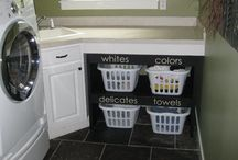 laundry room / by Debbie Barker