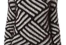 Feather yarn pulls