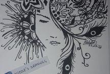 by me-drawings