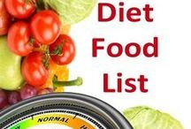 diabetes 2 food list