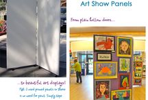 Art show ideas and tips