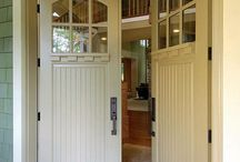 Simpson Bungalow Series Doors / The simplicity of Simpson Bungalow Series doors have made them a classic favorite. / by Simpson Door Company