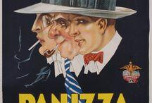 grafica pubblicità italiana '900