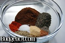 Kitchen (Seasonings) / by Jessica Faber
