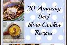 Food | Crockpot & Slow Cooker