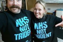 NHS NOT TRIDENT