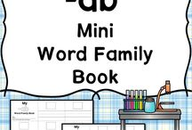 Word Family learning