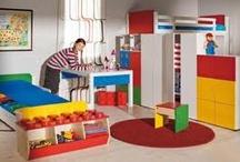 Camden's Big House Lego Room