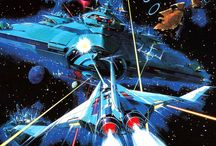 Illustration: Sci-Fi