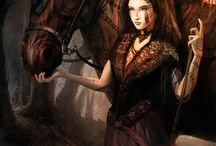 Warrior women / Illustrations and other CG of Warrior women