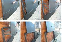 puerta parilla