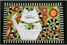 Quilt Postcards & Mini Quilts
