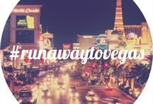 #runawaytovegas / 5 bloggers in Vegas.  Escaping the stresses of life for a weekend, wee!