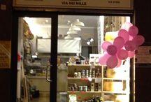 Casa del formaggio / Shop wher you buy tipically italian chease and food