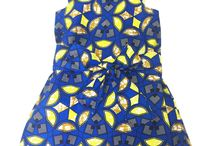 D'IYANU Kids / African Print clothing for kids