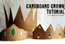 Cardboard Crafts: Costumes / by Dodgen Photography