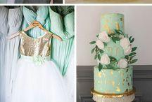 Wedding Color Inspiration / Wedding Colors | Wedding Color Inspiration | Wedding Color Pallet | Wedding Color Ideas