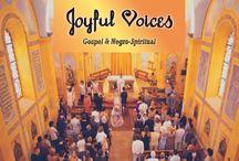 Joyful Voices - Gospel / Gospel pour Mariage - Gospel pour Concerts - Gospel pour Spectacle - Gospel pour Noël