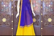 Latest Designer Gamthi Chaniya Choli Collection.