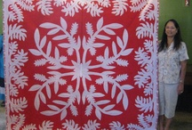 quilt: hawaiian / by MayMay