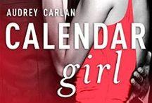CALENDAR GIRL series / Audrey Carlan  Romance erotico