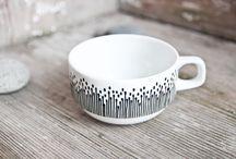 mugs decoration