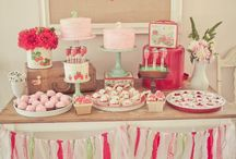 Strawberry Shortcake Birthday / by Melissa Cleary