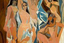 Peinture ( Picasso)