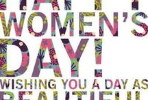 # International Women's Day***