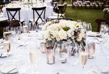 wedding tables decor