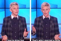 Ellen Degeneres ❤❤