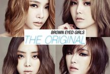 """Brown Eyed Girls / The Brown Eyed Girls (Hangul: 브라운 아이드 걸스, Japanese: ブラウン・アイド・ガールズ), often abbreviated as B.E.G., BG or 브아걸 (beu-ah-geol) is a South Korean pop girl group managed by Nega Network. The group consists of four members: JeA, Miryo, Narsha, and Ga-In. They debuted as an R&B/ballad vocal group with """"Come Closer (다가와서)"""" in 2006 and have since challenged themselves with a notable variety of different music genres."""