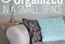 Organization / This board will show you how to maximize your apartment space.
