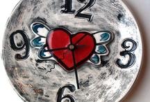 K 022 Keramik Uhren