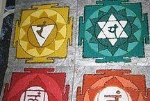 Soluarte Mandalas / Arte - mandalas de variadas matérias primas
