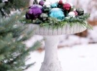 Christmas - Outdoors / by Amy Wilson