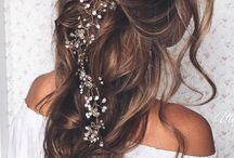 Wedding hair & makeup inspiration✂️
