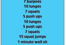 Exercise / by Jessica Valentine