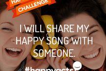 Happy acts challenge
