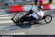 dziwne rowerki