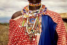Masai kostyme