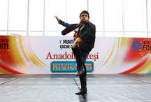 Anadolu Ateşi Kıvılcım Çocuk Gösterisi / Anadolu Ateşi Kıvılcım çocuk gösterisi Marmara Forum'da izleyenleri büyüledi.