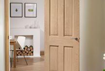 Prefinished Panelled Door & Frame Set Kits - DirectDoors DSK Range