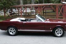 Mustang dream car