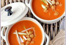 Soups to warm the soul!