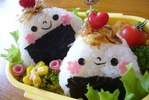 Fun lunch boxes AKA Bento! / by Trudy G